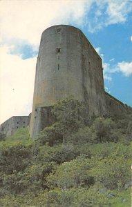 Haiti Post card Old Vintage Antique Postcard Henri Christophe's Citadel ...