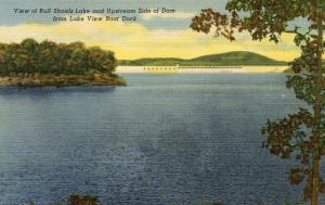 MO - AR  Bull Shoals Dam, Ozarks