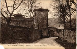 CPA  Vaugneray - Chateau de Benevent  (635644)
