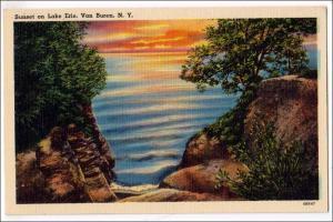 Sunset, Van Buren NY