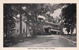North Carolina Norlina Hotel Norlina 1945