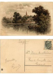 CPA Meissner & Buch Litho (730441)