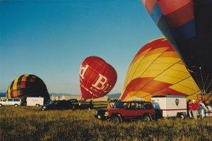 Balloon Festival , Teton Valley Fair , DRIGGS , Idaho , 1994 #6