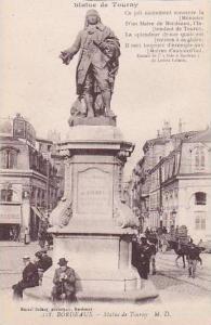 France Bordeaux Statue de Tourny