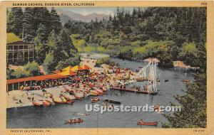 Summer Crowds, Russian River