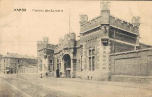 Belgium Namur Caserne des Lanciers 02.34