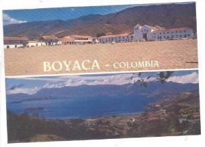 Villa de Leyva and Laguna de Tota, Colombia, 50-70s