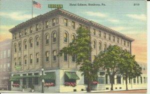 Sunbury, Pa., Hotel Edison