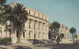 SAN JOSE, California, 1940-1960's; Santa Clara County Court House