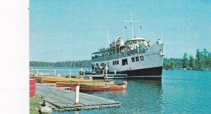 NORTH BAY , Ontario , Canada , 1950-60s ; Steamer CHIEF COMMANDA