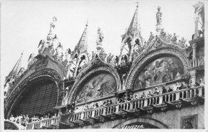 Italy  Venezia   Pope Pius X, Roman Catholic  Ceremony   real photo