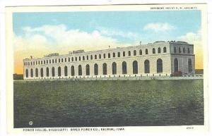 The Power House, Mississippi River Power Co., Keokuk,Iowa,00-10s