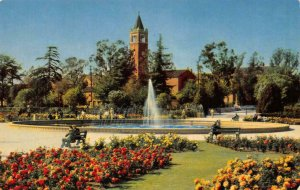 EXPOSITION PARK University of Southern California, Los Angeles Vintage Postcard