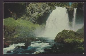 Sahalie Falls,Near Clear Lake,OR BIN