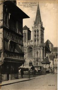 CPA LISIEUX - Vieux Logis (276565)