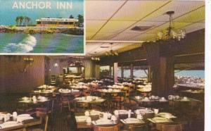 Florida Bradenton Beach The Anchor Inn Restaurant