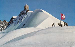Jungfraujoch, WENGEN, Switzerland, 40-60´s
