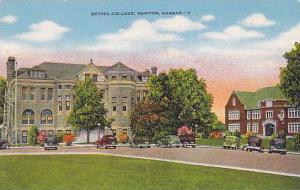 Bethel College, Newton, Kansas, 1930-1940s