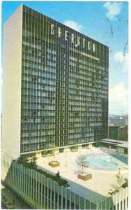 Sheraton-Columbus Motor Hotel 50 N Third St Columbus Ohio OH