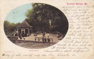 Siloam Spring, Excelsior Springs, Missouri, PU-1905