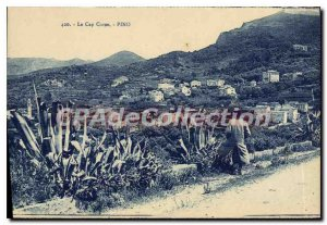 Postcard The Old Cap Corse Pino