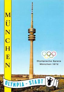 Olympia Stadt - Munchen