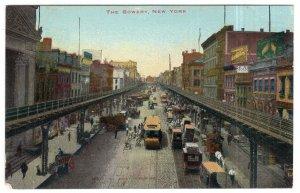 The Bowery, New York