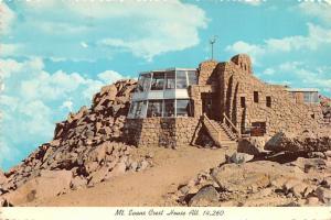 Mount Evans Crest House - Colorado