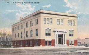 Y. M. C. A. Building, MILES CITY, Montana, 00-10s