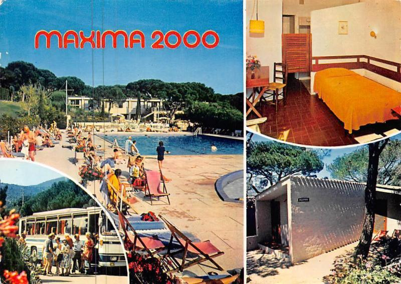 France Sainte Maxime Var, Hotel Maxima 2000 Piscine Swimming Pool