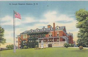 New Hampshire Nashua St Joseph Hospital