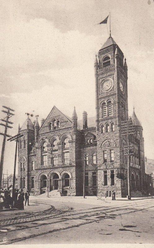 HAMILTON, Ontario, Canada, PU-1907; City Hall