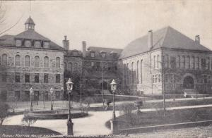 BALTIMORE, Maryland, 1900-1910's; Friends Meeting House And School