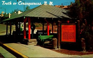 New Mexico Truth Or Consequences Geronimo's Spring