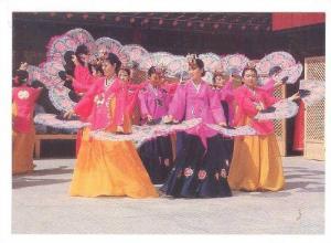Fan Dance #3 , Korea , 50-70s