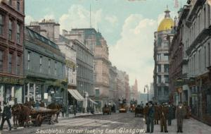 GLASGOW , Scotland , 1900-10s ; Sauchiehall Street looking East, TUCK 8015