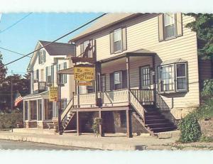 Pre-1980 GIFT SHOP SIGN AT HOUSE Occoquan By Lake Ridge & Manassas VA d1477
