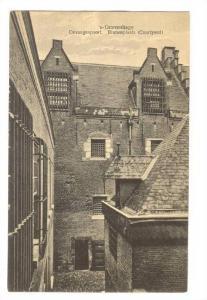 s-Gravenhage, Gevangenpoort, Binnenplaats (Courtyard) Zuid-Holland, Netherlan...