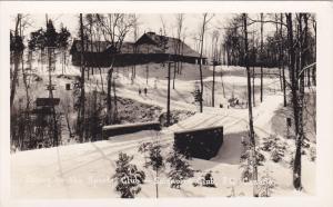 RP: Skiing , Seigniory Club , Quebec , Canada, 30-40s
