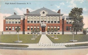 High School - Greenwich, New York