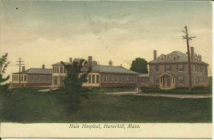 Haverhill. Mass., Hale Hospital