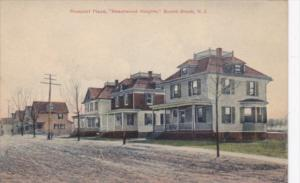 Houses At Propect Place Beechwood Heights Bound Brook New Jersey