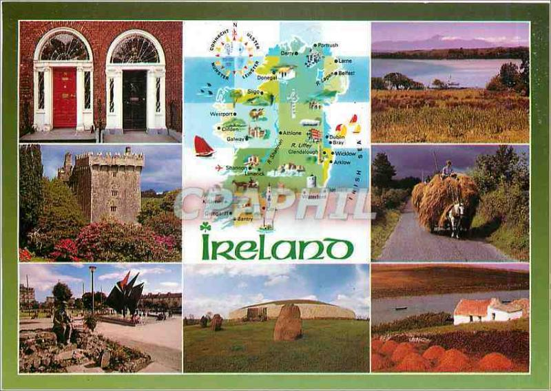 CPM Ireland The unique beauty of Ireland's landscape and its historic literary a