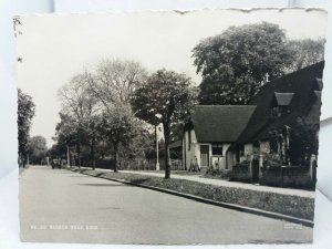 Vintage Friths Rp Postcard Warren Road Nork Banstead Surrey