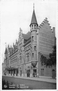Belgium Courtrai Le Theatre, Kortrijk De Schouwburg