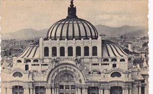 Palacio De Bellas Artes, Mexico, D.F., 1900-1910s
