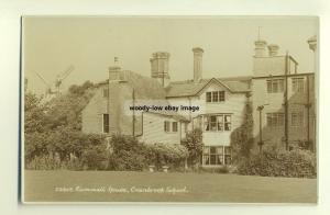tp3344 - Rammell House , Cranbrook School , Kent - postcard