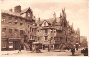 EDINBURGH SCOTLAND UK JOHN KNOX HOUSE~A R EDWARDS PUBL POSTCARD