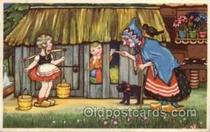 Hansel & Gretel Postcard Postcards