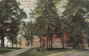 DECATUR , Illinois, 1911 ; James Millikin University